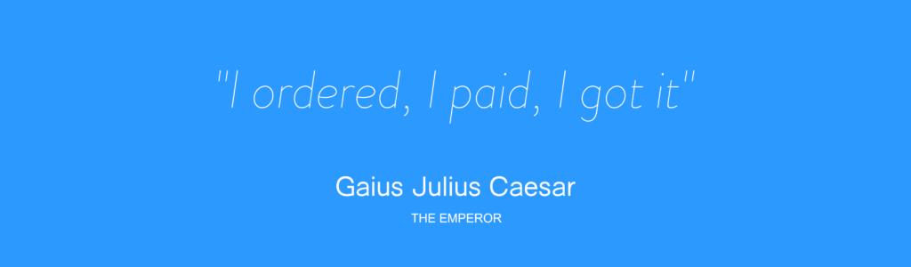 referencje3-Gaius Julius Caesar