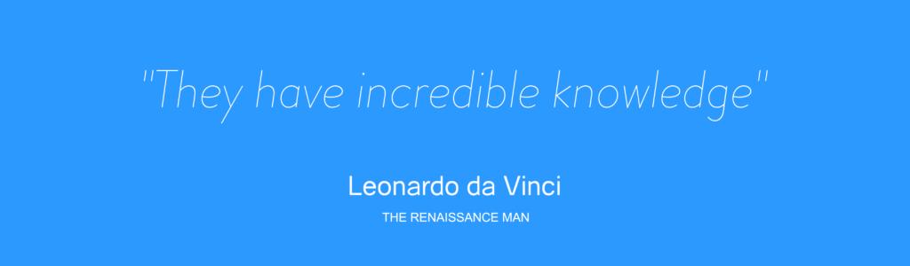 referencje9 - Leonardo da Vinci